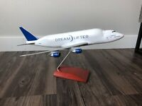 Boeing 747 Dreamlifter 1:200 Scale Model Aircraft Brand New