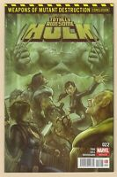 Totally Awesome Hulk 22 - Mexican Edition - 1st app Weapon H - VF/NM