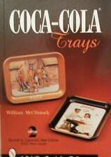 LIVRE/BOOK : PLATEAU COCA COLA (vintage trays,serving tray coca-cola