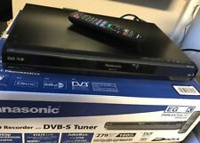 Panasonic DMR-Ex72S DVB-S HD Sat DVD Recorder CI Slot HDD 160GB
