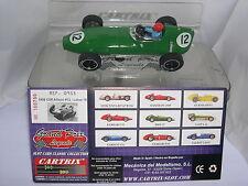 CARTRIX 0955 LOTUS 16 F1 #12 1958 CLIFF ALLISON EDITION LIMITÉE MB