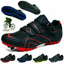 Men Professional Cycling Shoes Mountain Road Bike Shoes Bicycle Racing Sneakers