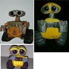 LOT Disney Store Exclusive Wall-E Robot Remote it's not include & 2 Wall-E Plush