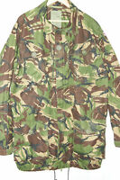 BRITISH ARMY SOLDIER 95 ISSUE JACKET RIPSTOP GENUINE CADETS MILITARY SMOCK DPM