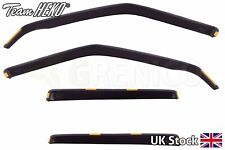 Volvo V70 S70 1997-2000 wind deflectors 4pc HEKO