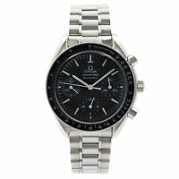 Omega Speedmaster Reduced 39mm Steel Black Dial Automatic Watch 3539.50.00