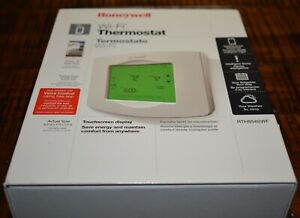 Honeywell Wi-Fi Programmable Touchscreen Thermostat (RTH8580WF)
