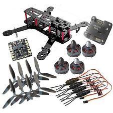 DIY QAV250 ZMR250 Quadcopter MT2204Ⅱ 2300KV Motor Simonk 12A ESC NAZE32 6DOF FC