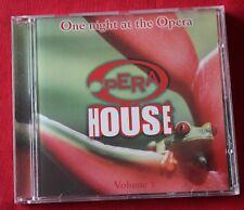 Opera House volume 1 - one night at the opera, CD