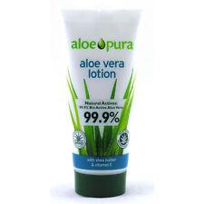 Aloe Vera Shea Butter Body Lotions & Moisturisers