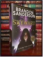 Skyward ✍SIGNED by BRANDON SANDERSON New Hardback 1st Edition First Print 1/4000