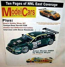 May/June 2007 MODEL CARS HOBBY MODEL MAGAZINE #123 NEW UNUSED
