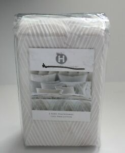 Hotel Collection Lateral 2 Euro Pillow Shams