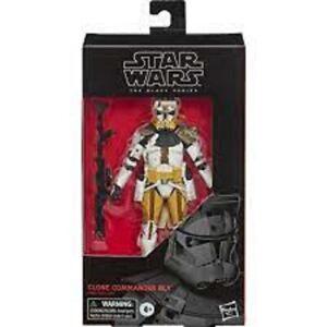 Star Wars Black Series Clone Commander Bly #104 6inch NIB