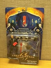 Lost In Space: Proteus Armor Dr. Smith w/Rip-Claw Spider 1997 Action Figure New!