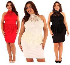 Rayon Halterneck Stretch, Bodycon Dresses for Women