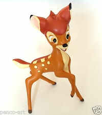 "Disney collectible figurine of Bambi. Ornament 19cm (7.5"") tall"