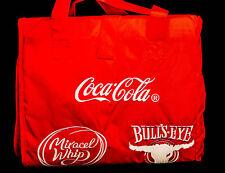Coca Cola, Bullseye Strandmatte, Strand Matte, Campingmatte, Badematte, gesteppt