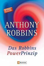 Anthony Robbins Das Robbins Power Prinzip