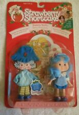 Strawberry Shortcake Vintage doll 1991 THQ Berry Neat Eats NRFB NEW