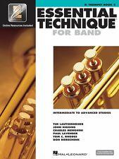 Essential Technique for Band Intermediate-Advanced Studies Bb Trumpet 000862626
