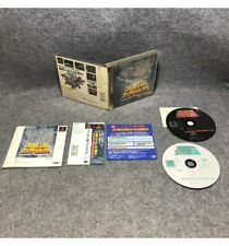 SUPER ROBOT WARS COMPLETE BOX SONY PLAYSTATION PS1