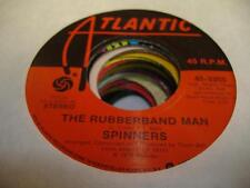 """Soul 45 SPINNERS The Rubberband Man on Atlantic 7"""""""
