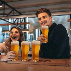 1 Set Beer Glasses 4 in 1 Creative Large Capacity Bars Super Schooner Beer Mugs
