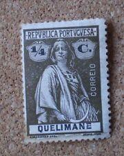 QUELIMANE--Individual Stamp Portuguese colony