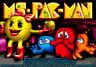 Ms. Pacman Pac-Man - Sega Genesis Game