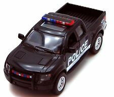 O Scale Ford F-150 Supercrew 4X4 SVT Police Special Services Emergency Vehicle