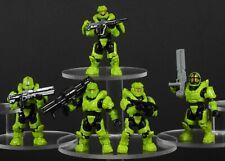 97350 Halo Mega Bloks Fireteam Venom UNSC Spartans   Mattel Toys   Minifigures