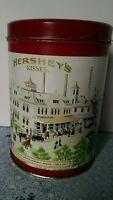 Vintage Hershey's Kisses Hometown Series Canister #4 1990
