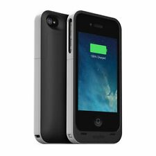 MOPHIE Juice Pack Air Rechargeable External Battery Case for iPhone 4 & 4S-Black