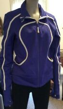 Lululemon Blue Zip Up Jacket - Preowned