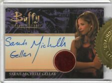 RARE BUFFY CARD Inkworks Sarah Michelle Gellar Extremely GET it Autographed