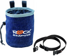 Rock Empire  Jeans Chalk Bag Bouldering / climbing SET