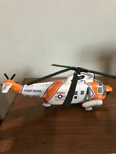Tonka Coast Guard Helicopter 1999 Used