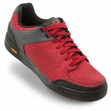 Zapatillas de ciclismo rojos Giro para hombre