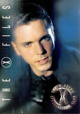 X-FILES FAN CLUB SDCC 2000 TWENTIETH CENTTURY PROMO CARD #3 OF 4 ALEX KRYCEK