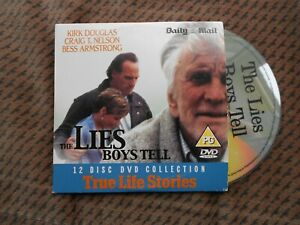 Daily Mail Promo DVD The Lies Boys Tell