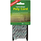 Coghlan's Camouflage Poly Cord, 50' Polypropylene Rope, Camping Survival Tool