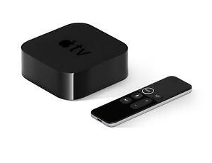 Apple TV 4th generation 32GB Siri Remote HDMI Ethernet Wi‑Fi Bluetooth MR912HB/A