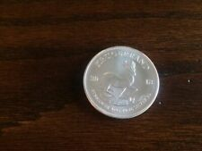 2018 South African Krugerrand 1 oz Fine SILVER Coin