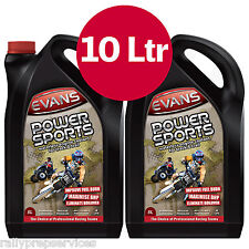 Evans Waterless Coolant POWER SPORTS 10L Race Rally Off Road 4x4 Modern Vehicle