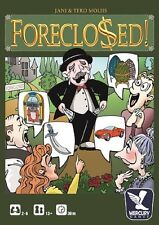 Mercury Games: Foreclosed! game (New)
