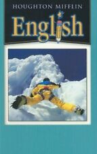 Houghton Mifflin English: Student Book Grade 8 by HOUGHTON MIFFLIN (Hardcover)