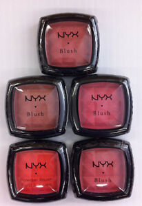 NYX Pressed Powder Blush - Choose Your Color
