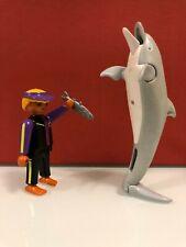 Playmobil delfín flipper loro parque Snowflake Miami dolphins ace ventura 3649