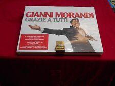 Gianni Morandi – Grazie A Tutti  Limited Edition 3 CD Box Set